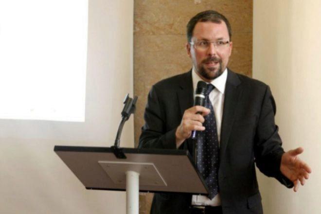 Raúl;Blanco, secretario general de Industria y  Pyme.