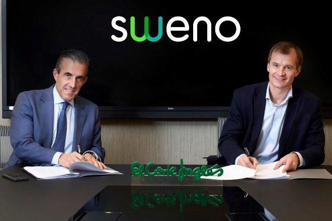 El Corte Inglés se alía a MásMóvil y lanza un operador de móvil y fibra con la marca Sweno