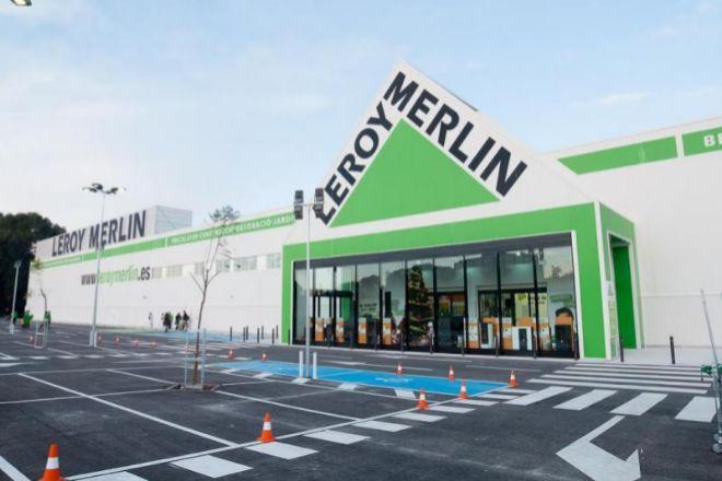 Tienda de Leroy Merlin.