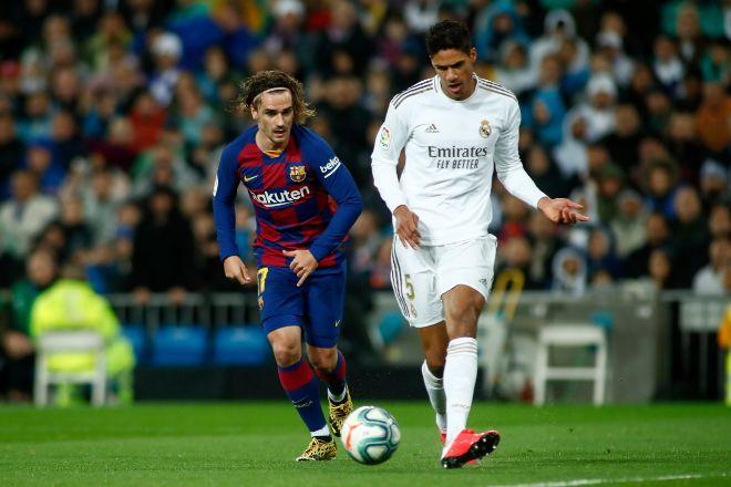 Real Madrid y FC Barcelona, dos de los equipos afectados por la decisión