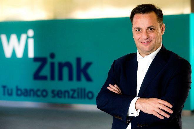 Miguel Ángel Rodríguez Sola, consejero delegado de WiZink.