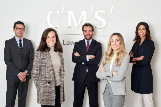 CMS Albiñana & Suárez de Lezo nombra 'counsels' a cinco abogados