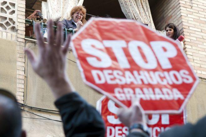 El acuerdo establece límites a los desahucios en caso de colectivos vulnerables.