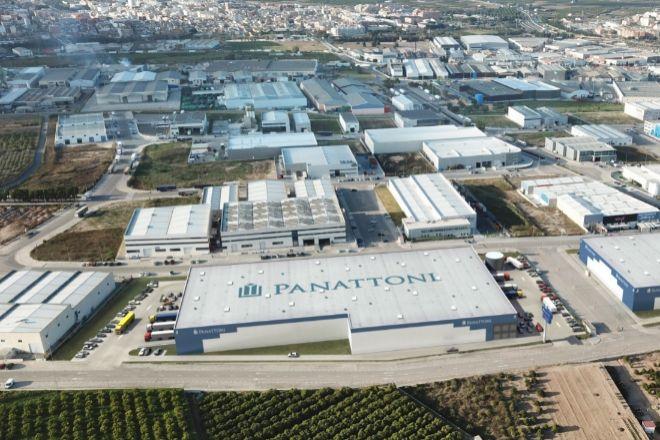 Proyecto Panattoni Park Valencia Sur, en Picassent, Valencia.