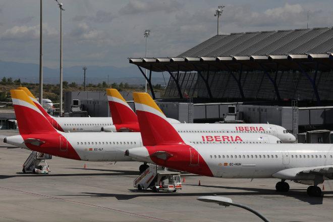 IAG es el hólding propietario de Iberia, British Airways y Vueling.