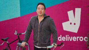 Will Shu, cofundador y CEO de Deliveroo.