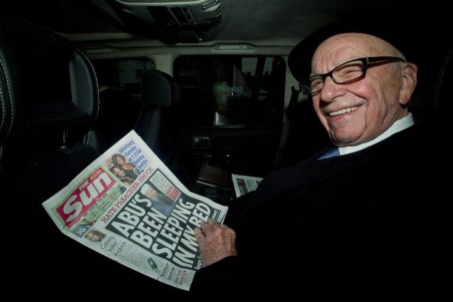 Murdoch cumple 90 años: ¿quién le sucederá?