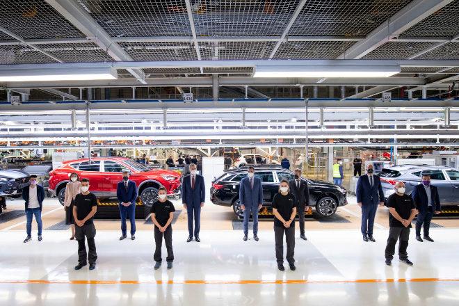 Por qué es tan importante la nueva fábrica de Seat para España