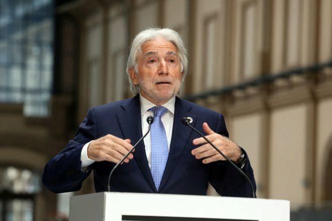El presidente de Foment Josep Sánchez Llibre.