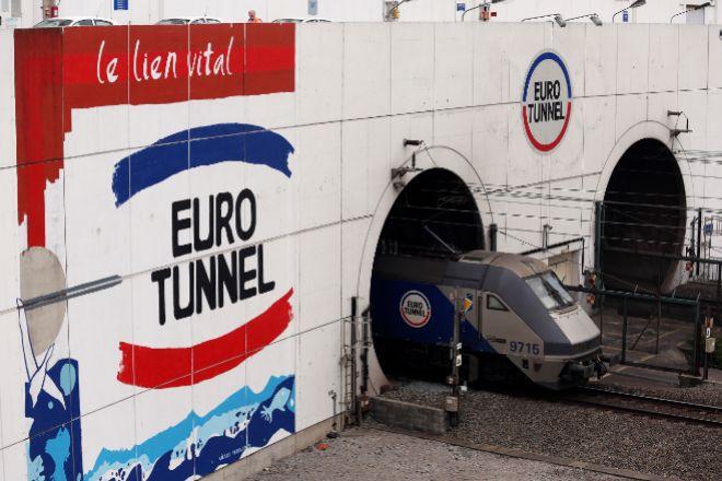 Getlink, nombre actual de Eurotunnel, es la sociedad concesionaria del Túnel del Canal de la Mancha.