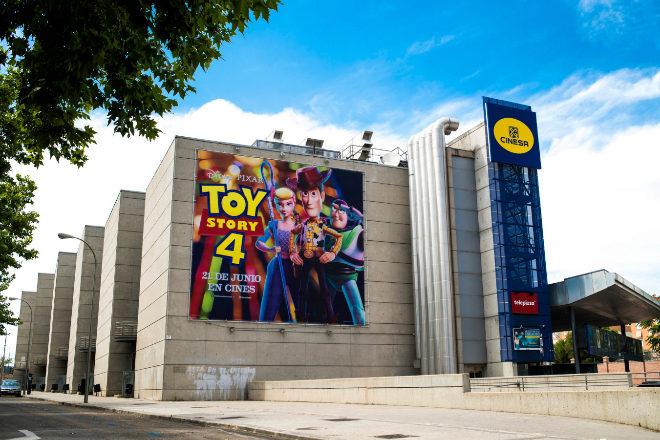 El fondo Apollo sobrevuela Cinesa, la mayor cadena de cines de España