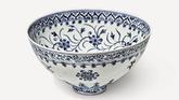 Tazón de porcelana china Sotheby's. 35 dólares