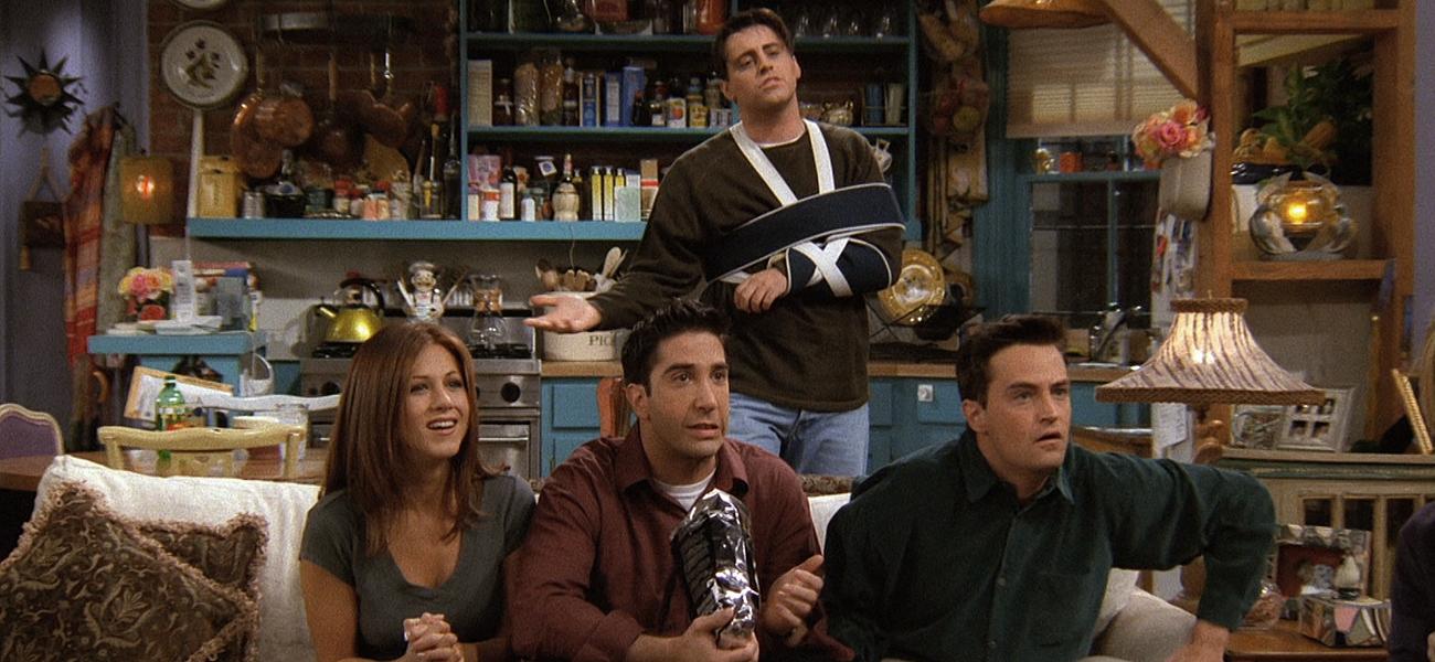 La vuelta de Friends con un capítulo especial contará con el reparto...