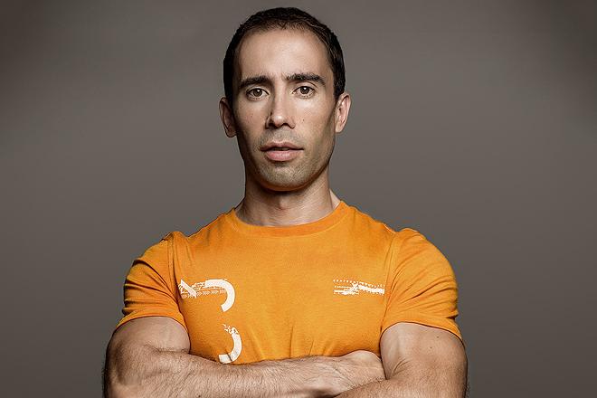 El divulgador de fitness Marcos Vázquez, de 44 años, entre los más reputados de España. El asturiano es ingeniero con certificado en Nutrición y disciplinas como CrossFit y entrenamiento personal y funcional.