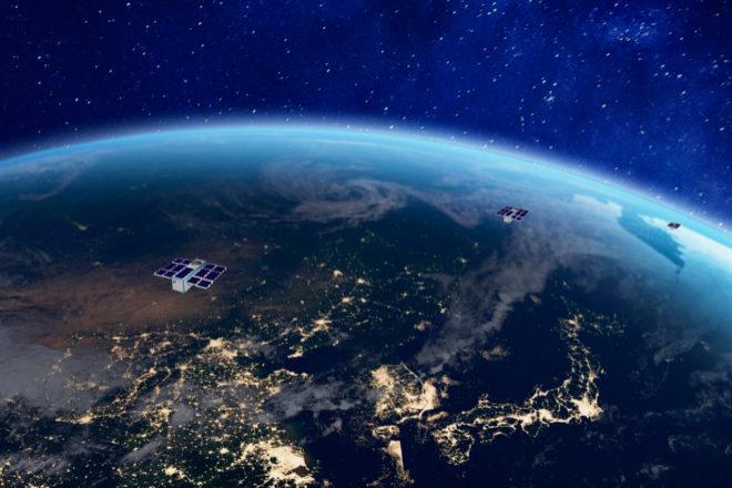 El satélite ampliará el 5G de las operadoras de telecomunicaciones.