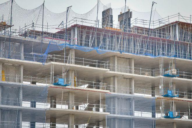 """La vivienda nueva lleva en Euskadi 10 años de atonía """"estructural"""", según la patronal."""