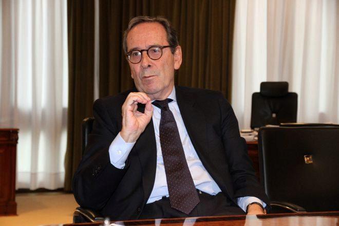 Gregorio Villalabeitia es el presidente de Kutxabank.
