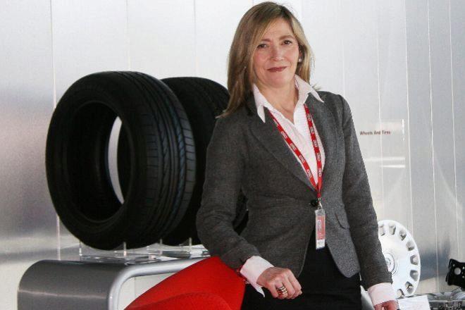 Inés Anitua es la directora del Cluster de Automoción del País Vasco Acicae.