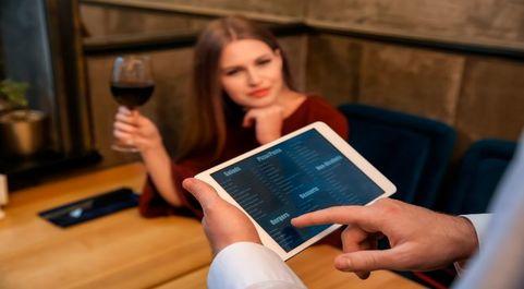 Digitalización de bares y restaurantes.