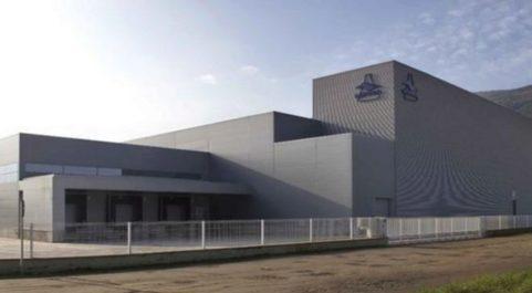 Las instalaciones de Hipra en Amer (Girona).
