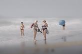 Un paseo por una playa alicantina se convierte a través del objetivo...