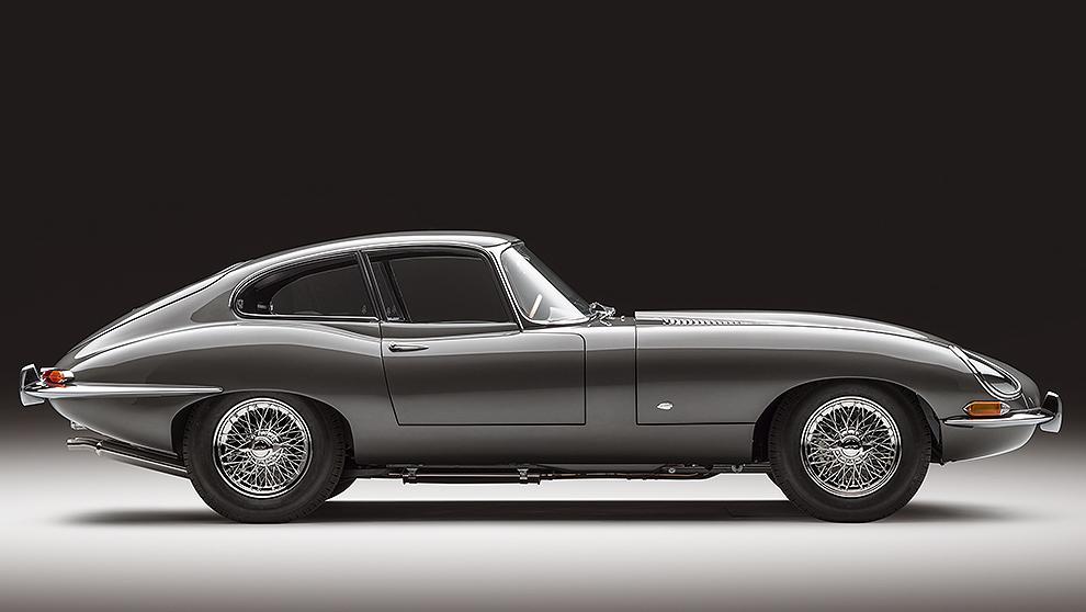 Jaguar E-Type 60 coupé