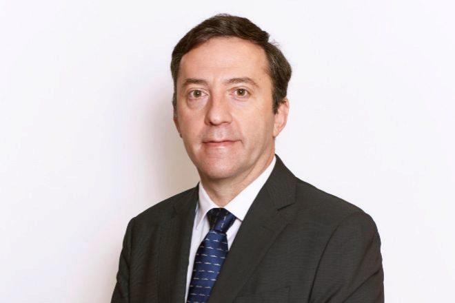 Ricardo Domínguez, presidente de Navantia.