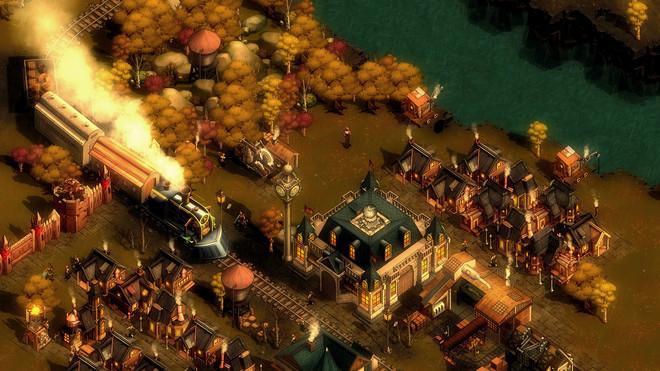 Imagen del videojuego 'They are Billions', lanzado el año...