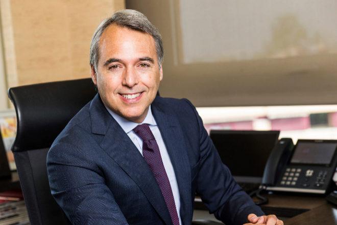 Juan Alcaraz, consejero delegado de Allfunds.