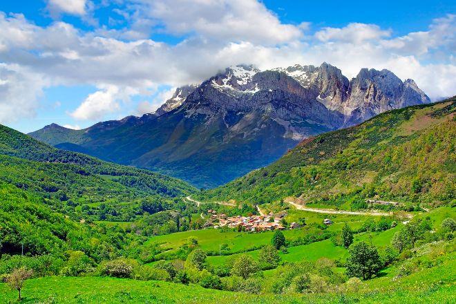 Los Picos de Europa.