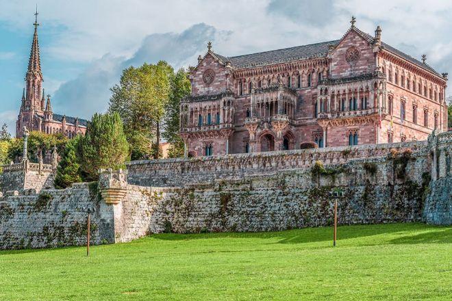Palacio de Comillas.