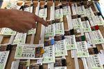 Año y medio de cárcel por apropiarse de 927 décimos de un lotero de Pamplona