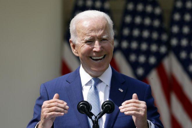 Los estímulos aprobados por Joe Biden ha permitido repuntar a EEUU.