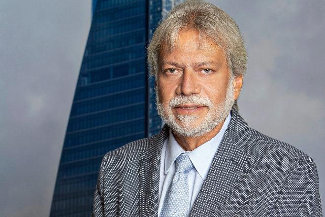 Luis Amodio, presidente de OHL.