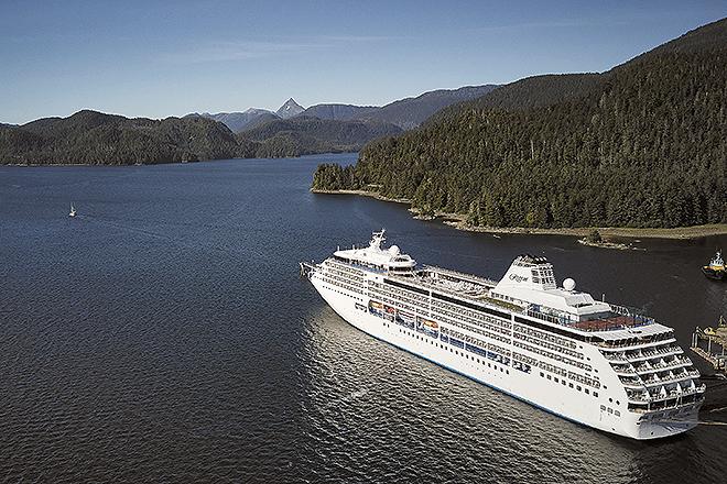 """El buque """"Seven Seas Mariner"""" es la nave elegida para el crucero""""Más allá del horizonte""""."""