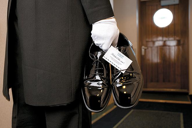 A partir de las suites Penthouse, el billete incluye servicio de mayordomo.
