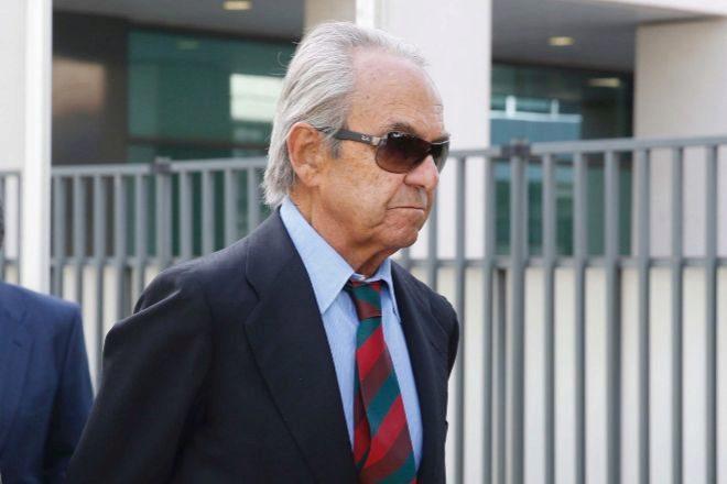 El TC inadmite el recurso de Jaime Botín contra su condena por contrabando de bienes culturales
