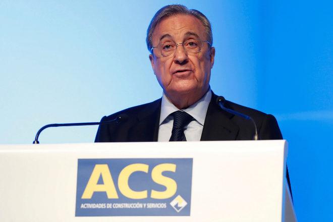 ACS compite con los grandes fondos por Autostrade