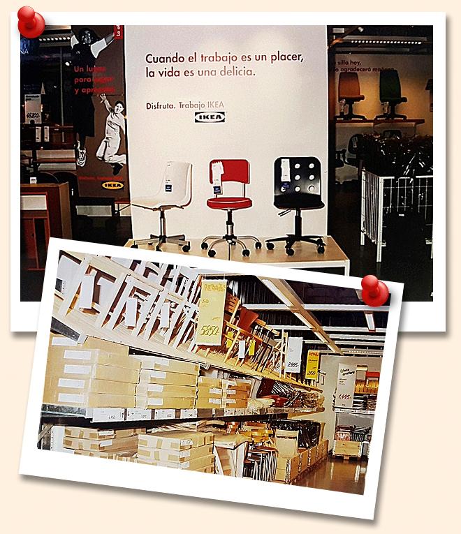 Ikea. La primera tienda del grupo en España se abrió en Canarias, aunque al principio se llamó Único.