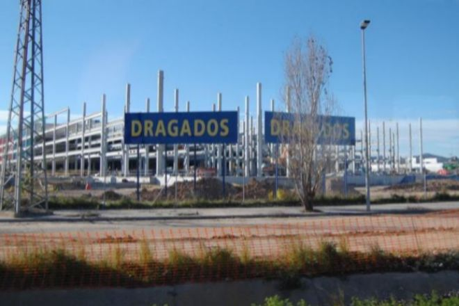 Dragados construirá el nuevo gran centro de Amazon en Asturias