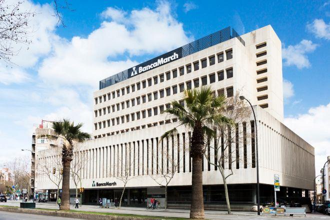 Sede de Banca March.