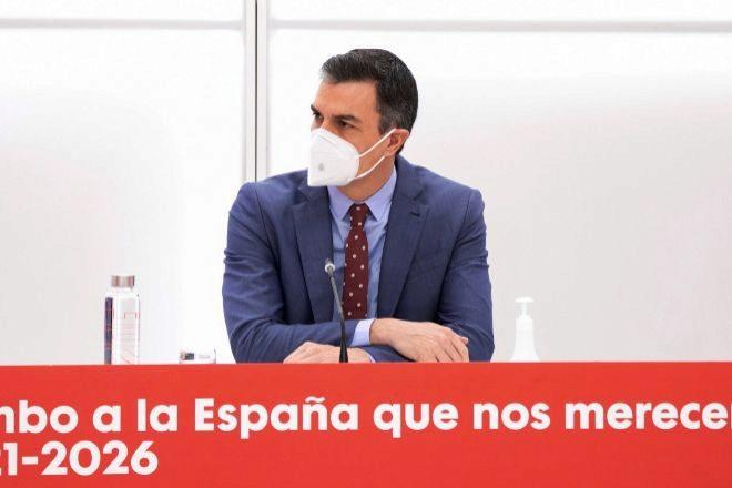 El presidente del Gobierno y secretario general del PSOE Pedro Sánchez.
