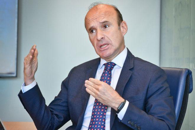 Fernando de la Mora, director general de Alvarez & Marsal en España y Portugal.