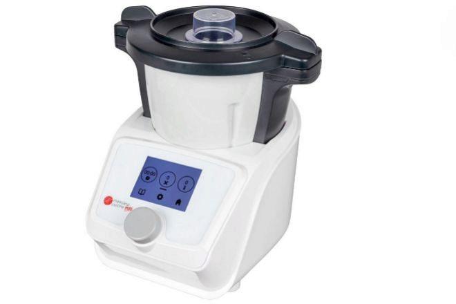 El robot Monsieur Cuisine, cuya venta está prohibida en España desde el pasado enero.