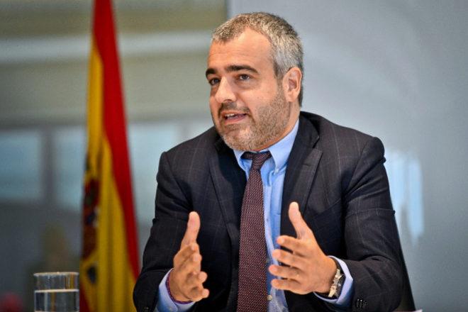 Maurici Lucena, consejero delegado y presidente de Aena.
