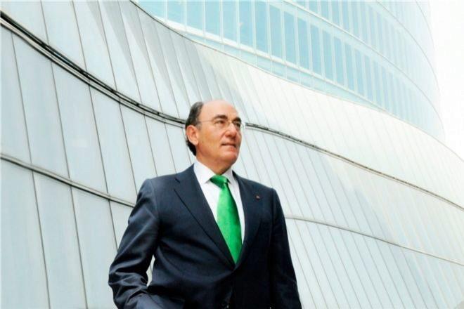 El presidente de Iberdrola Ignacio Sánchez Galán.
