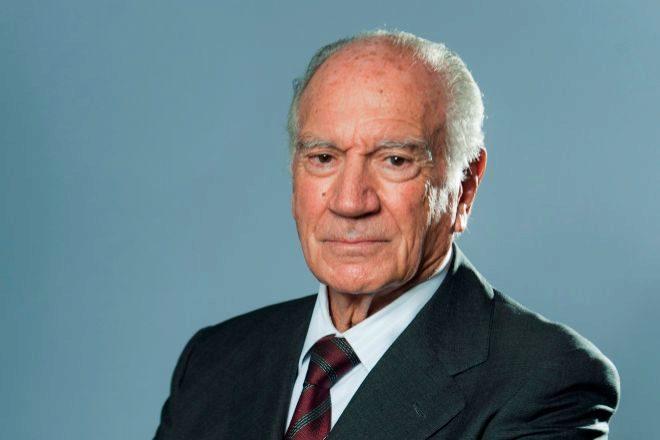 Mariano Puig Planas, expresidente de Puig y del IEF.
