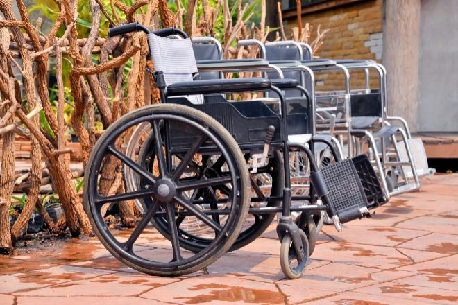 600.000 euros de indemnización tras quedarse en silla de ruedas por una operación