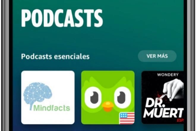Amazon se suma al 'boom' del podcast