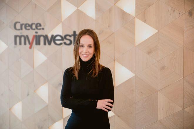 Nuria Rocamora, co-Ceo de MyInvestor.
